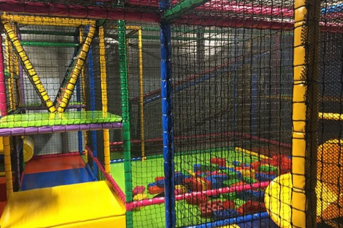 Indoor playground closed till June 1st, 2020